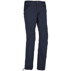 E9 N 3Angolo Trousers Men blue navy
